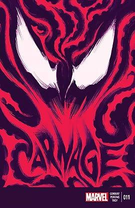 Carnage (2015-2017) #11