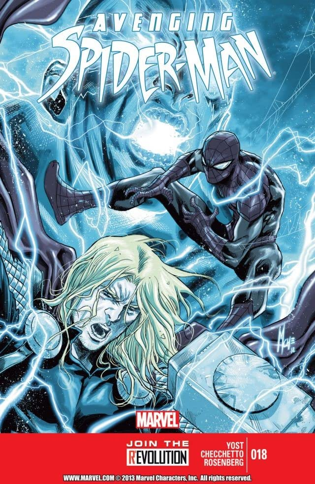 Avenging Spider-Man (2011-2013) #18