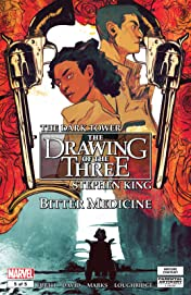 Dark Tower: The Drawing Of The Three - Bitter Medicine #5 (of 5)