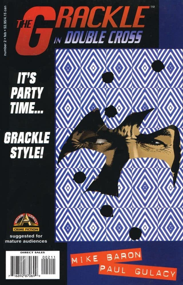 The Grackle (1997) #2