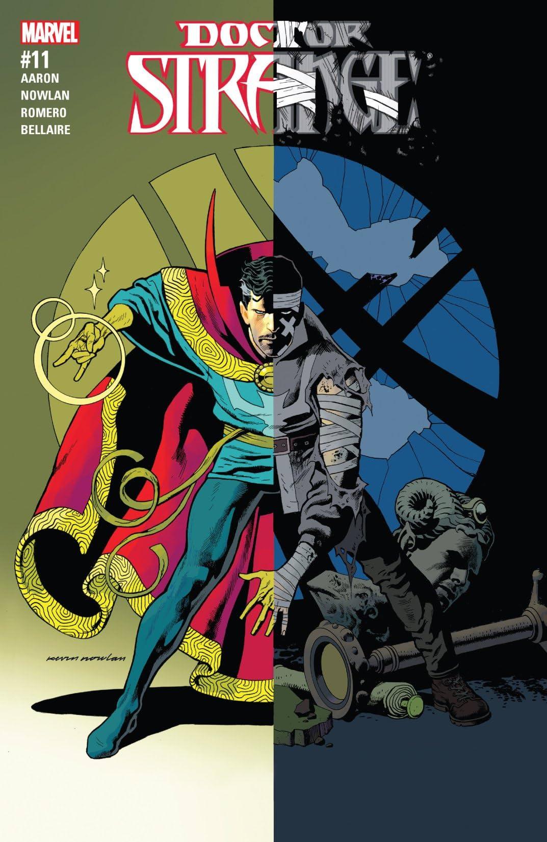 Doctor Strange (2015-) #11