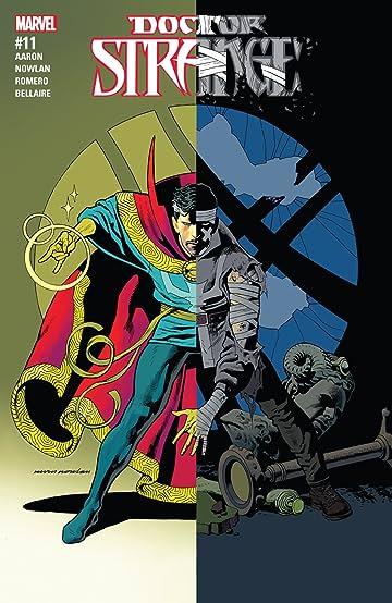 Doctor Strange (2015-2018) #11