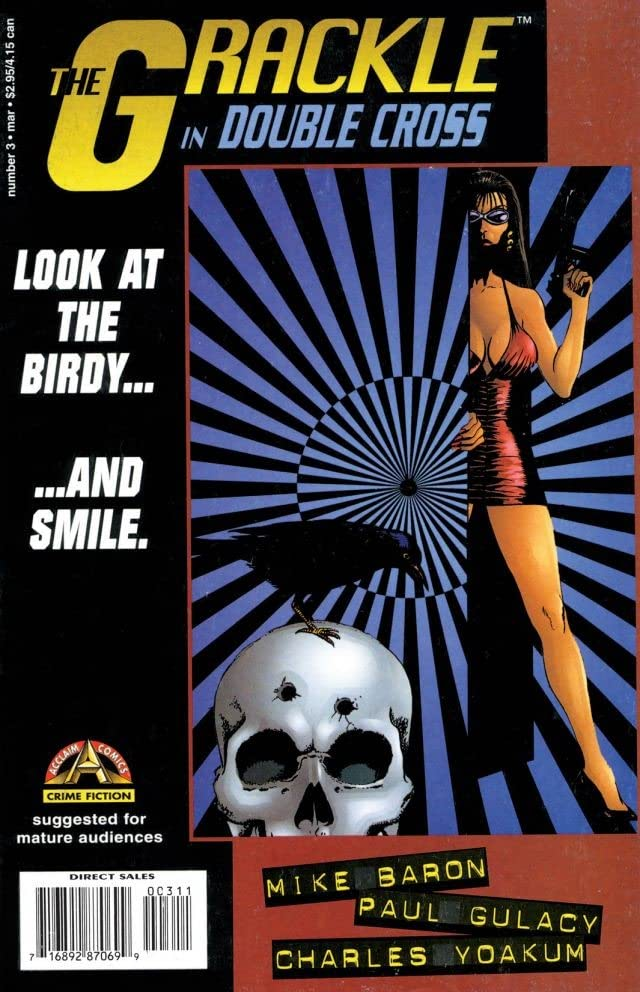 The Grackle (1997) #3
