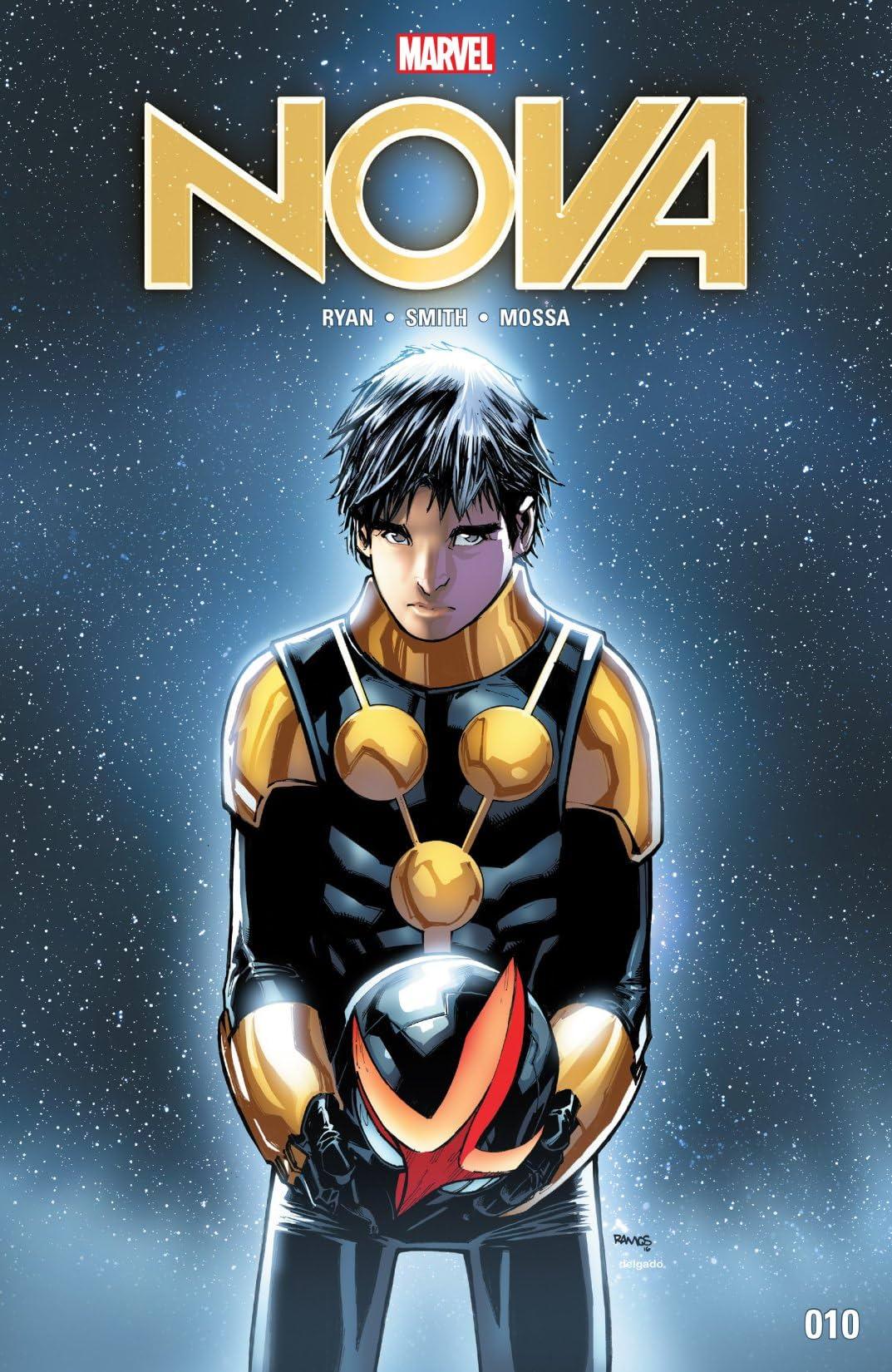 Nova (2015-2016) #10