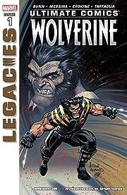 Ultimate Comics Wolverine No.1 (sur 4)