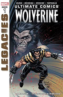 Ultimate Comics Wolverine No.1 (sur 4)