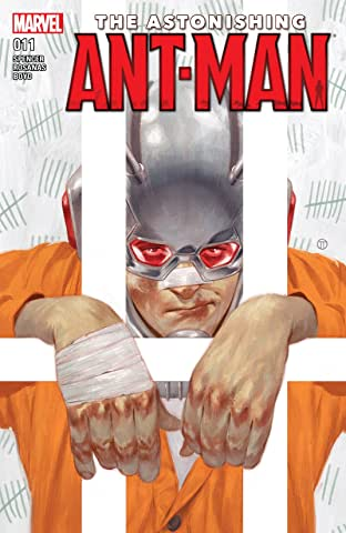 The Astonishing Ant-Man (2015-2016) #11