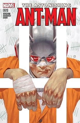 The Astonishing Ant-Man (2015-2016) #11