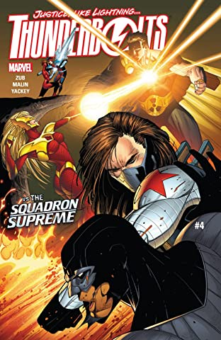 Thunderbolts (2016-2017) #4