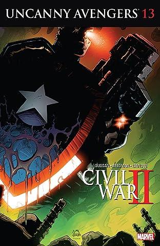 Uncanny Avengers (2015-2017) #13