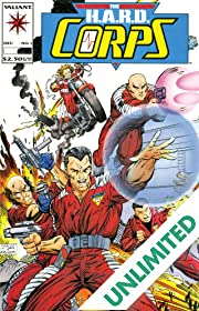 H.A.R.D. Corps (1992-1995) #1