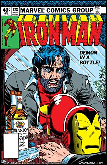 Iron Man #28: Demon in a Bottle