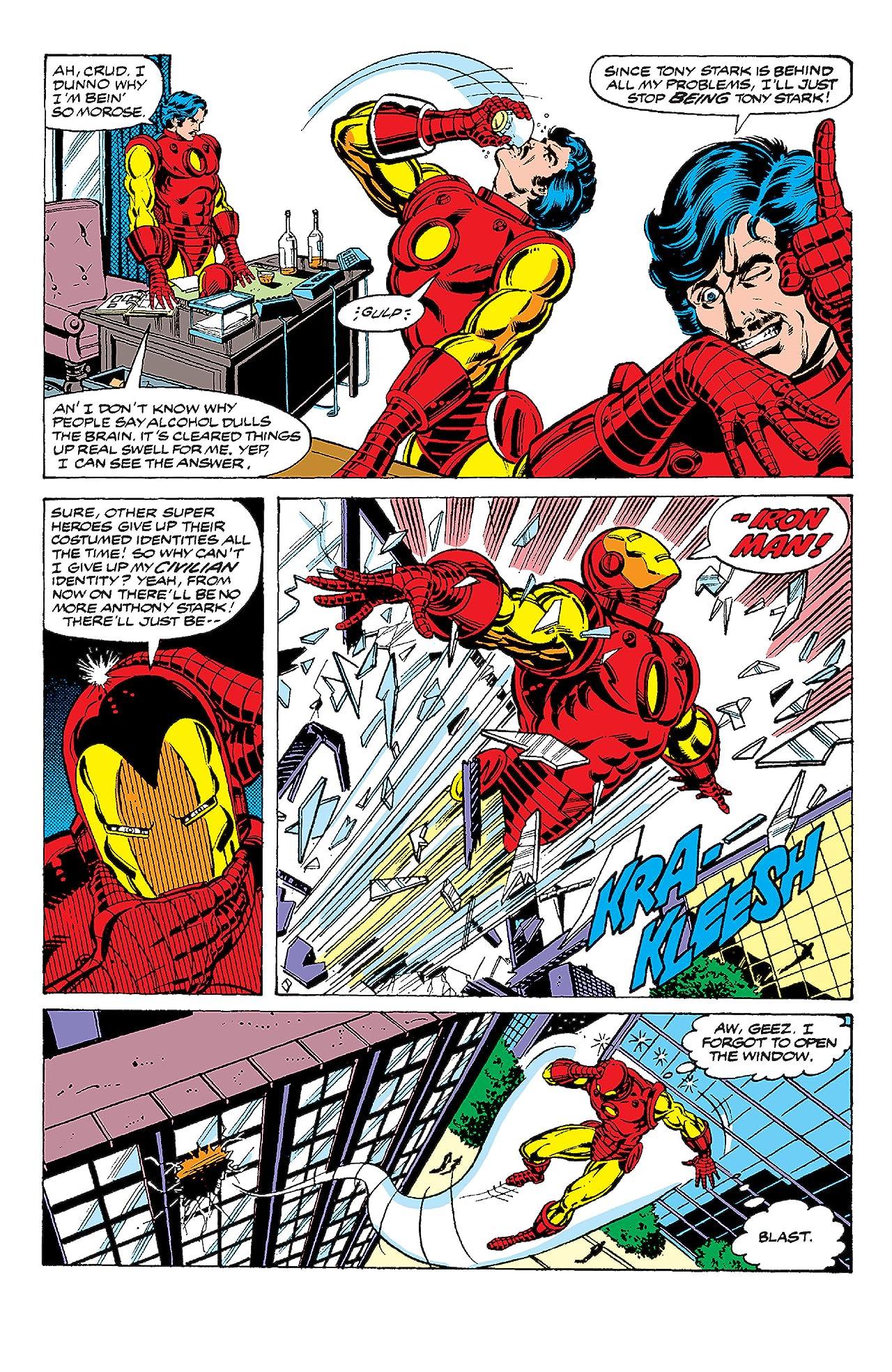 Iron Man (1968-1996) #128