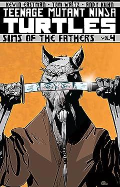 Teenage Mutant Ninja Turtles Tome 4: Sins of the Fathers