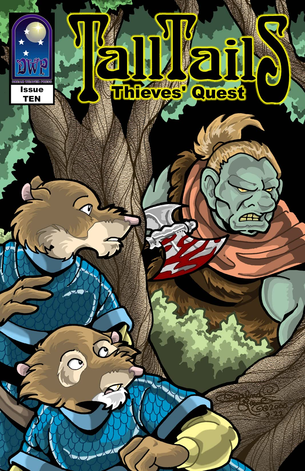 Tall Tails: Thieves' Quest #10