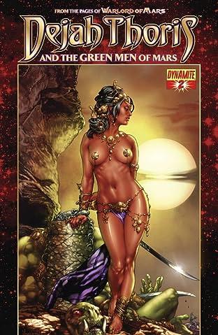 Dejah Thoris and the Green Men of Mars #2 (of 12)