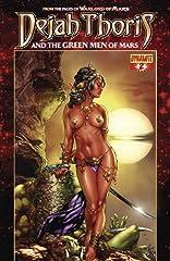 Dejah Thoris and the Green Men of Mars #2