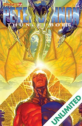 Peter Cannon: Thunderbolt (2012-2013) #7