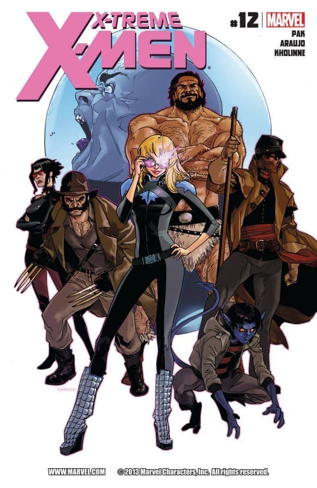 X-Treme X-Men (2012-2013) #12