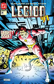 L.E.G.I.O.N. (1989-1994) #29