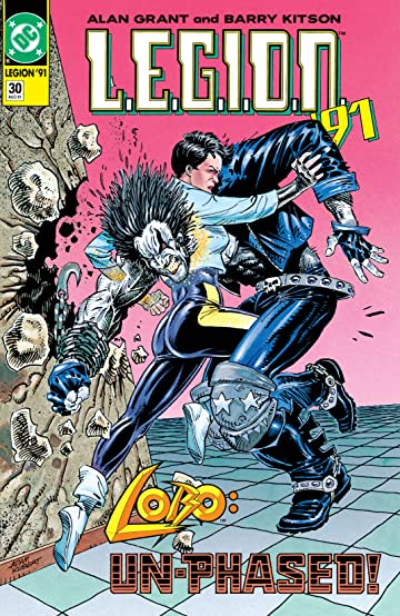 L.E.G.I.O.N. (1989-1994) #30