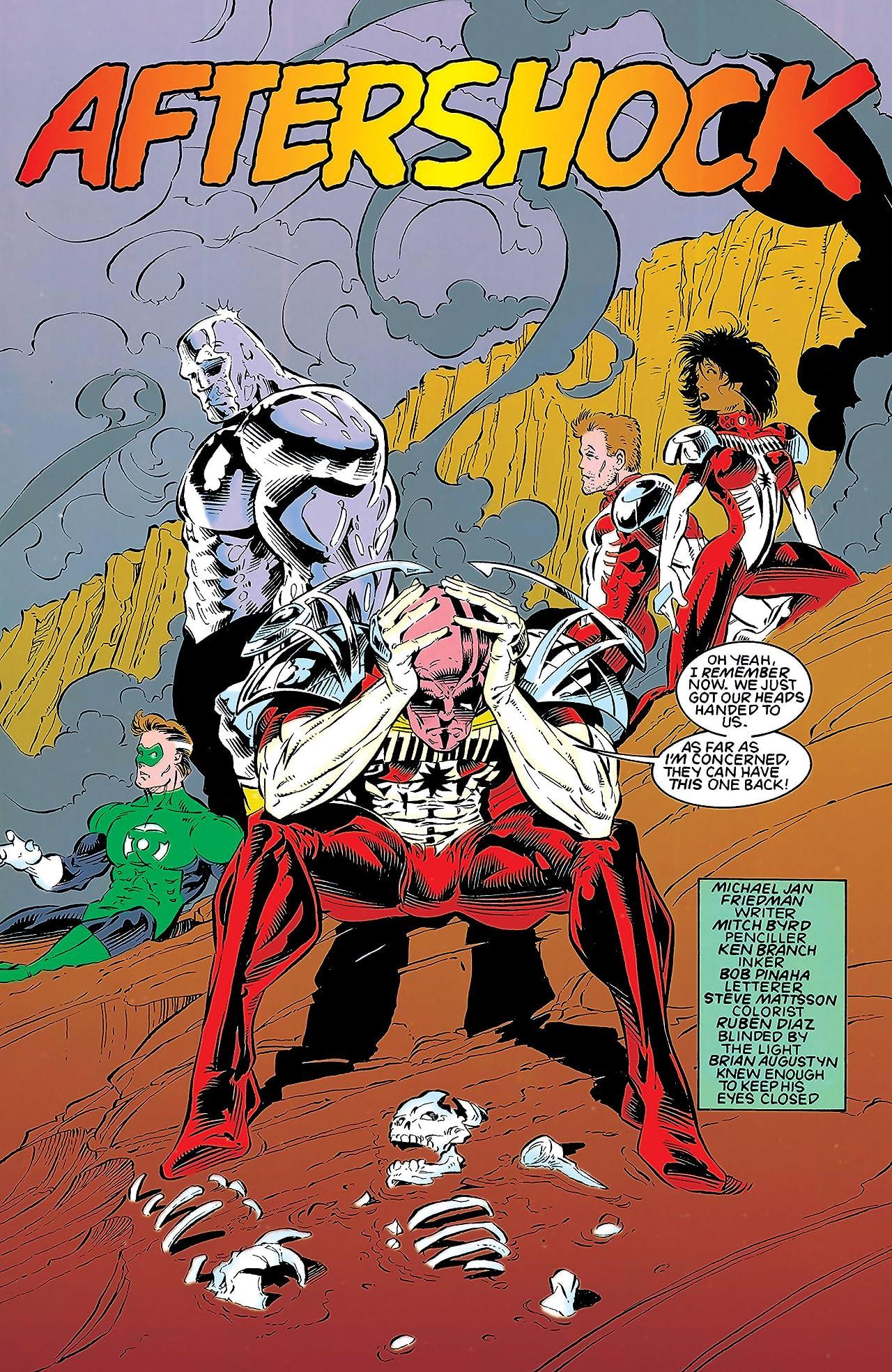 The Darkstars (1992-1996) #12