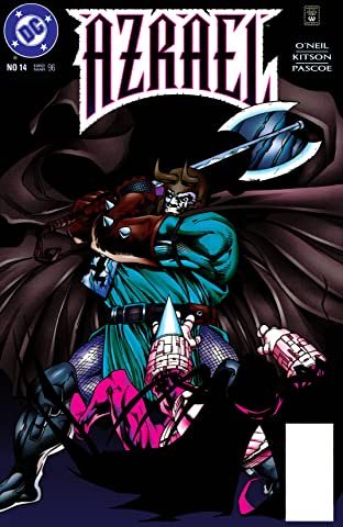 Azrael: Agent of the Bat (1995-2003) #14