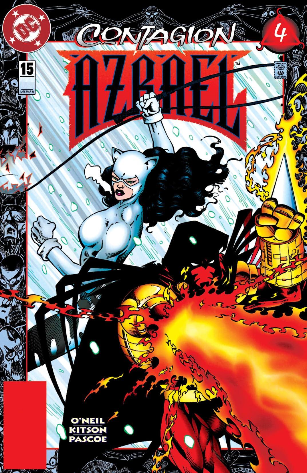 Azrael: Agent of the Bat (1995-2003) #15