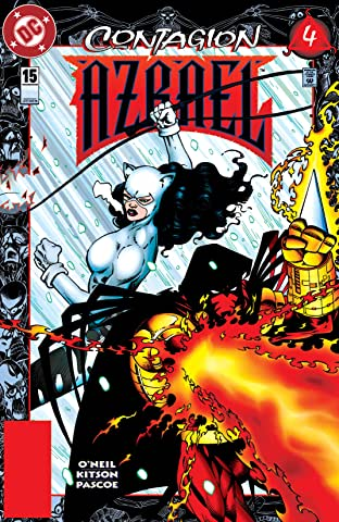 Azrael: Agent of the Bat (1995-2003) #15