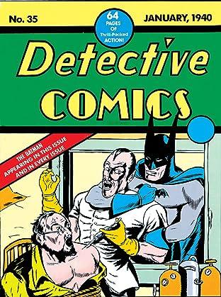 Detective Comics (1937-2011) No.35