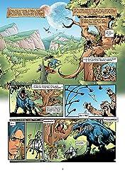 Les Naufragés d'Ythaq Vol. 2: Ophyde la Géminée