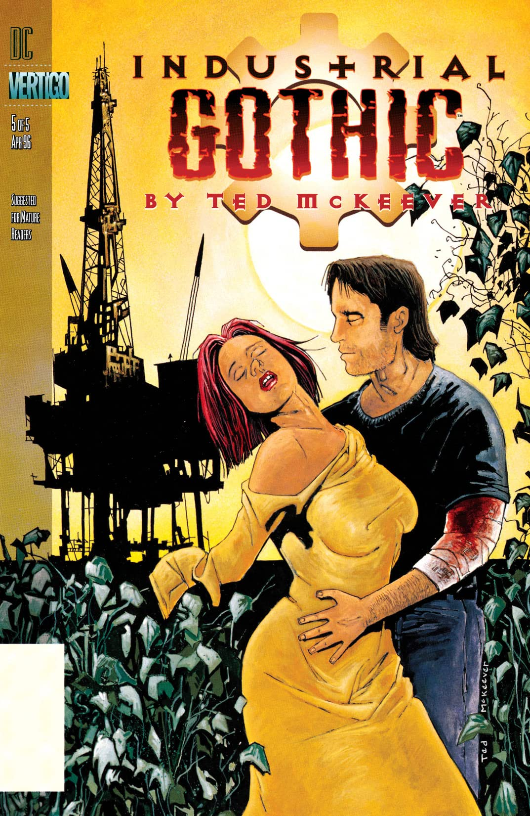 Industrial Gothic (1995) #5