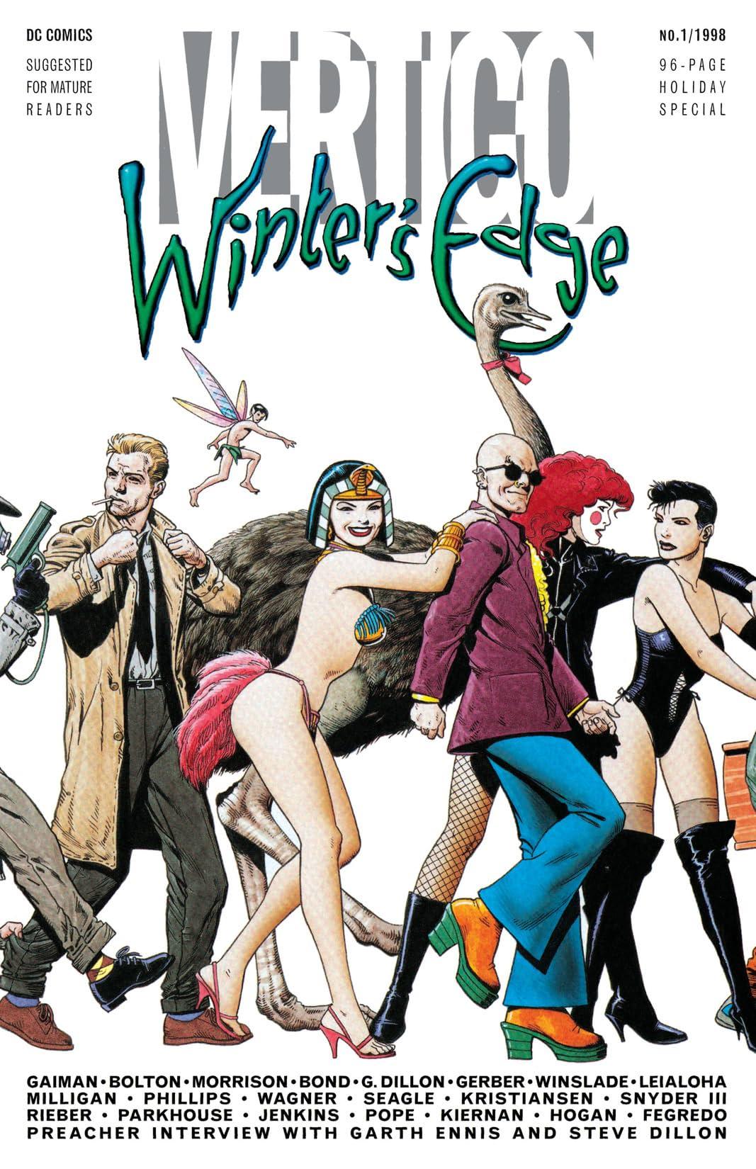 Vertigo: Winter's Edge (1997-2000) #1