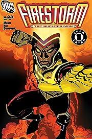 Firestorm: The Nuclear Man (2004-2007) #23