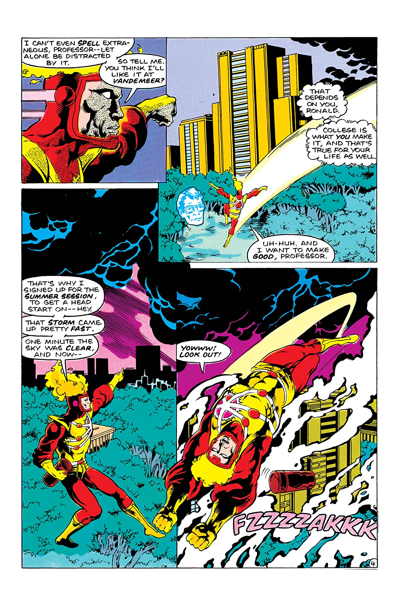 The Fury of Firestorm (1982-1990) #41