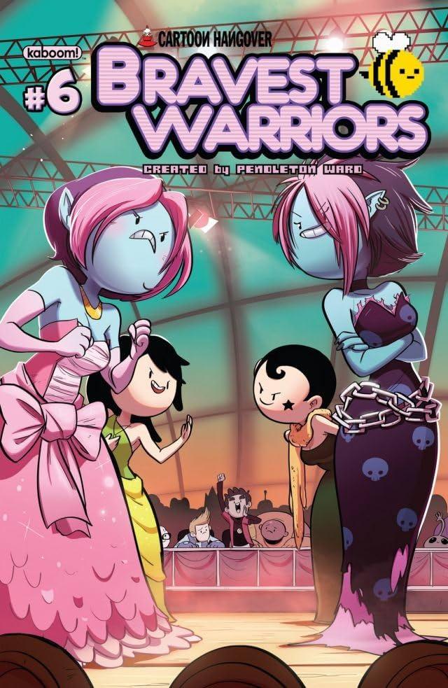 Bravest Warriors #6