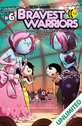 Bravest Warriors #6