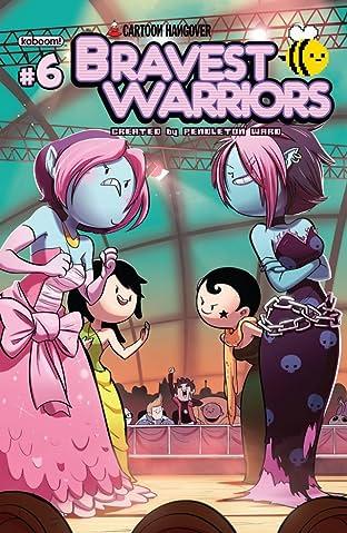Bravest Warriors No.6