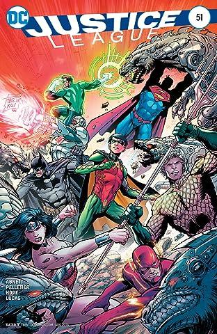 Justice League (2011-) #51