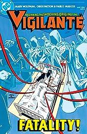 Vigilante (1983-1988) #6