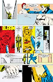 Vigilante (1983-1988): Annual #1