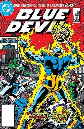 Blue Devil (1984-1986) #13