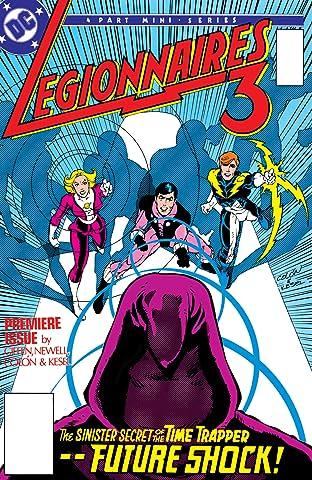 Legionnaires 3 (1986) #1