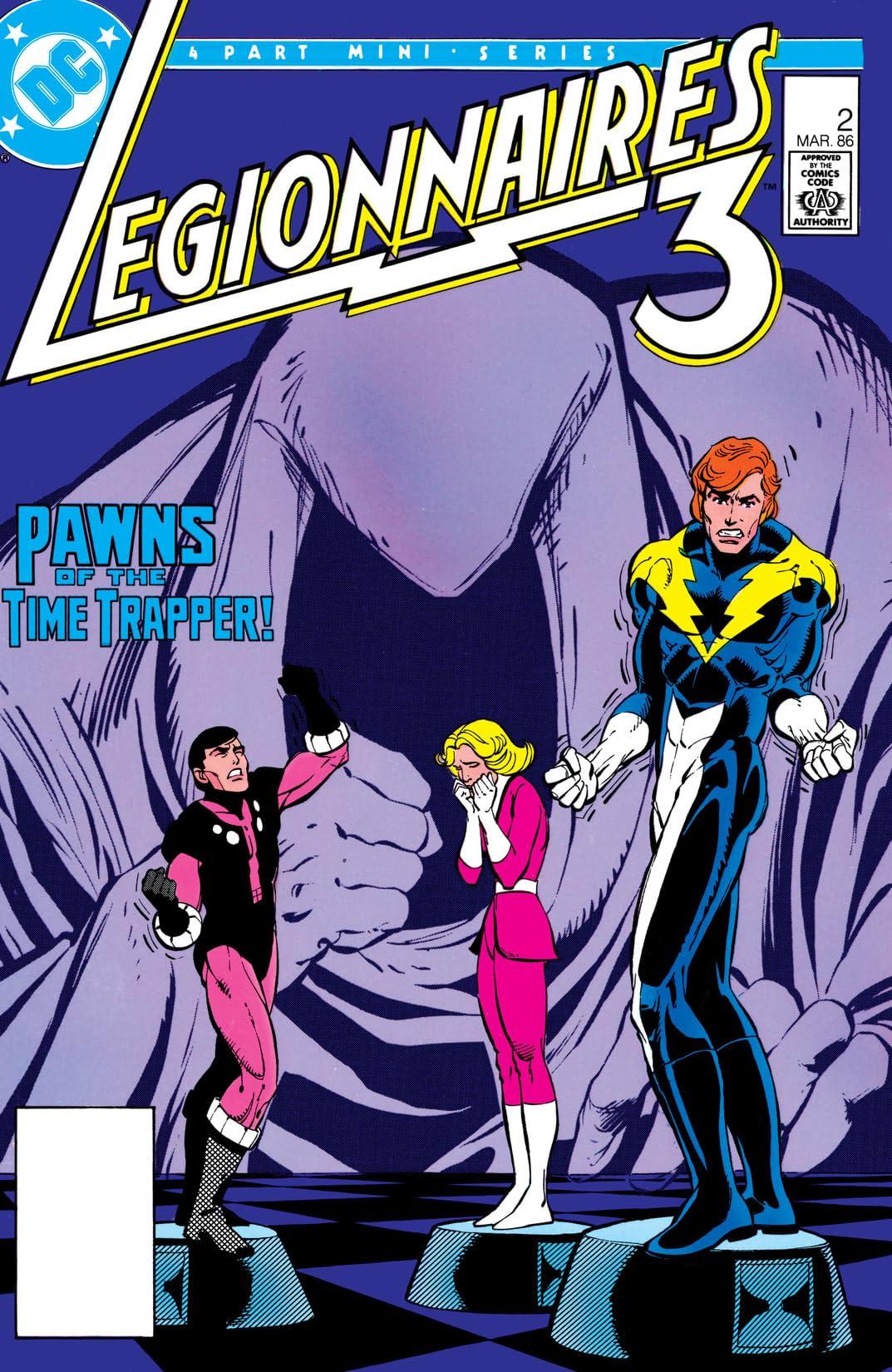 Legionnaires 3 (1986) #2