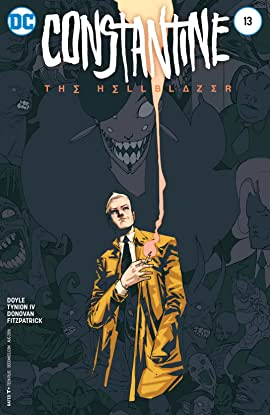 Constantine: The Hellblazer (2015-2016) #13