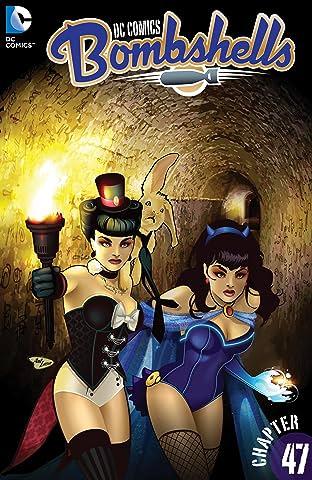 DC Comics: Bombshells (2015-2017) #47