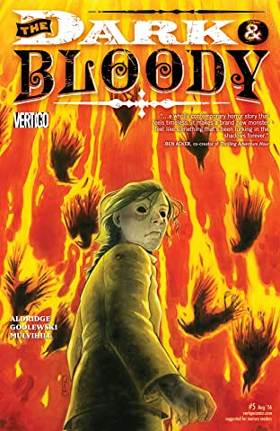 The Dark and Bloody (2016) No.5