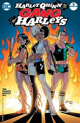 Harley Quinn and Her Gang of Harleys (2016) #3
