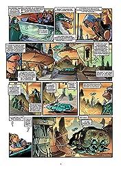 Les Naufragés d'Ythaq Vol. 10: Nehorf-Capitol Transit