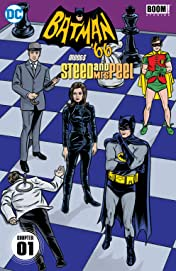 Batman '66 Meets Steed and Mrs Peel (2016) #1